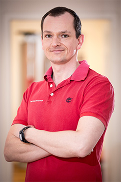 Tim Schollenberger - Physiotherapie Engels Delmenhorst